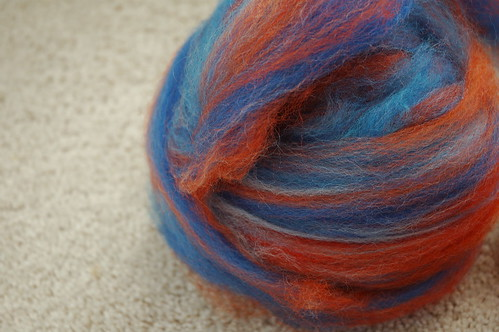 hand pulled roving