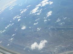Volando hacia Turquía