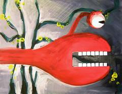 Spanner Head (Moon Monster)