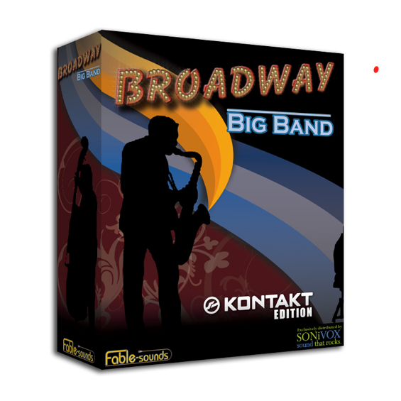 Broadway Big Band Kontakt 4 Player Edition
