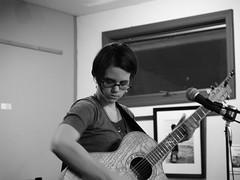 Erin Powers (KJSpencer) Tags: ny poetry open albany mic professor poets openmic javas professorjavas