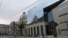 Bucharest in Romania a city of architectural contrast #5
