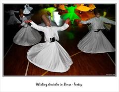 Islam: Whirling Dervishes in Bursa - Turkey (Photography by Ati GeReB) Tags: turkey muslim sema ila sufi dervish bursa dervishes rumi whirling konya mevlevi whirlingdervishes mevlana semazen mevlâna jelaleddin photobygereb