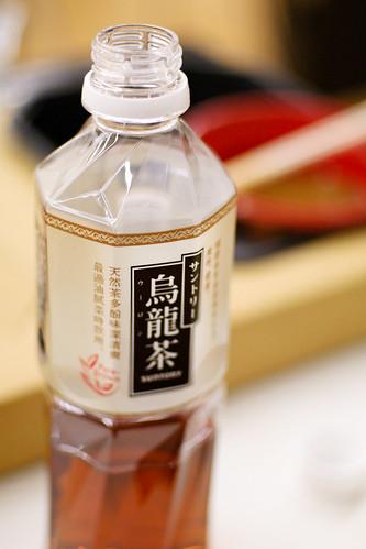 2010.04.15.サントリーウーロン茶&つけ麺