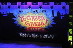 Front Row Yo Gabba Gabba! Live Tickets