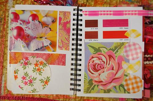 Pink Notebook: pink II