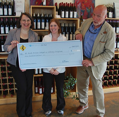 Red Rooster Winery Tasting Apr19