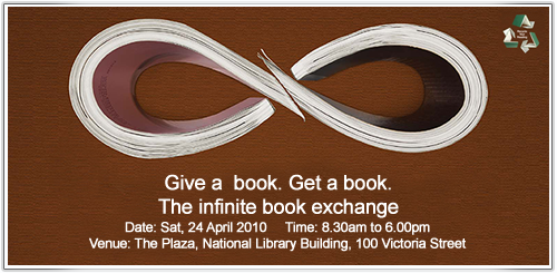 The Infinite Book Exchange