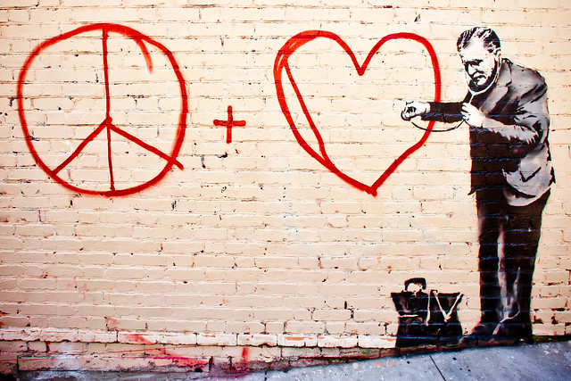 Banksy Hits San Francisco