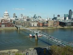 P1010206 (gorgeousglamtoesies2) Tags: city uk travel england urban london skyline waterfront eu londonskyline panasoniclumixdmcfx500
