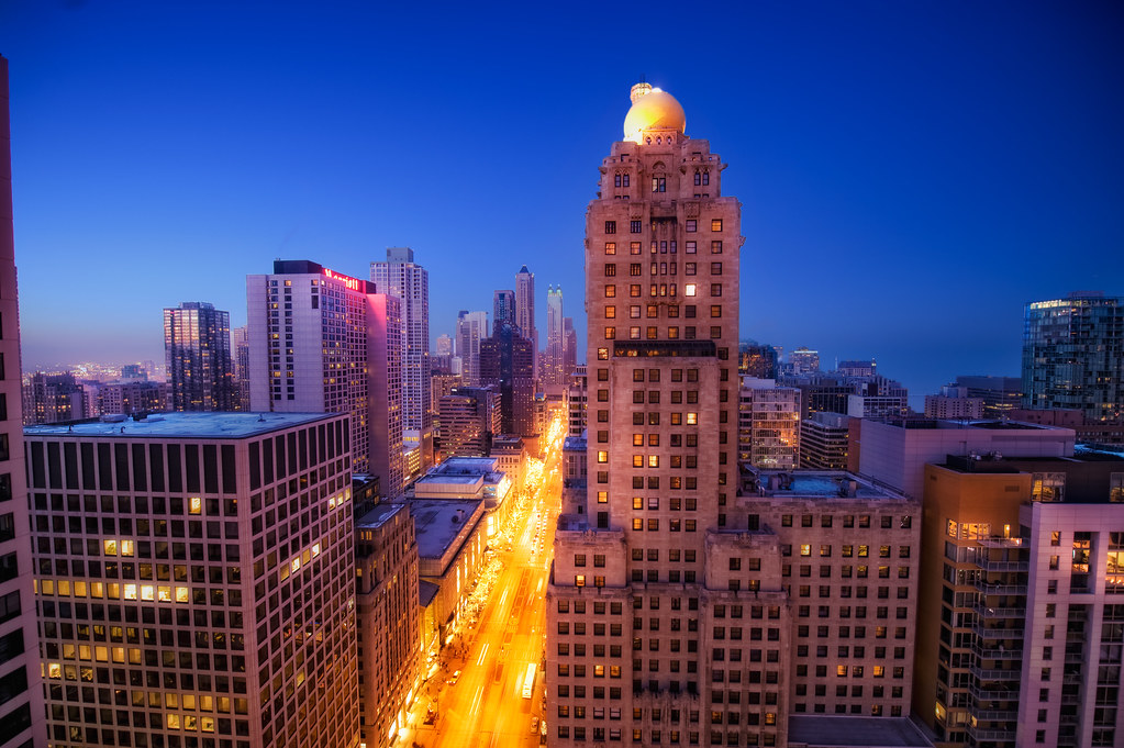The Mag Mile
