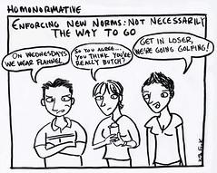 Homonormative