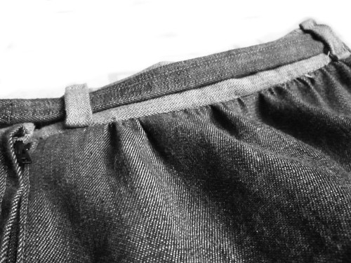 Carianne's Skirt -- Belt Loops