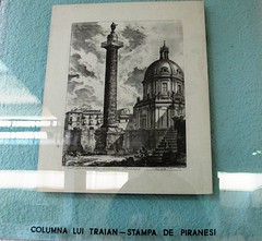 Bucharest Trajan Column in Romania #1