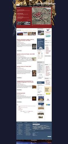 Leyendasdetoledo.com en 2008