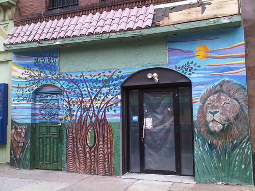 Fatou & Fama mural