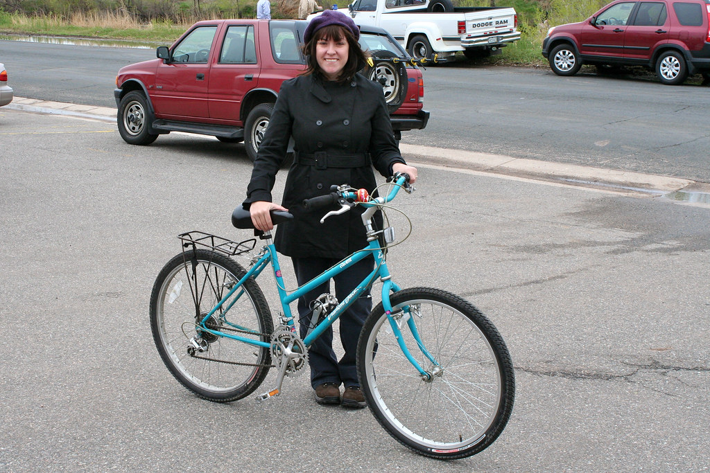 me and my new bike