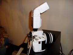 DIY白色閃燈
