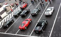Usual Parking... (Clem911) Tags: auto california paul spider italia 2000 tour 360 ferrari modena circuit ricard maranello 2010 430 optic httt 355 575 castellet 458