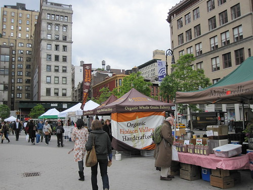 Union Square Farmers' Market