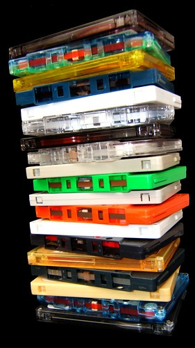 cassette tapes can be recycled