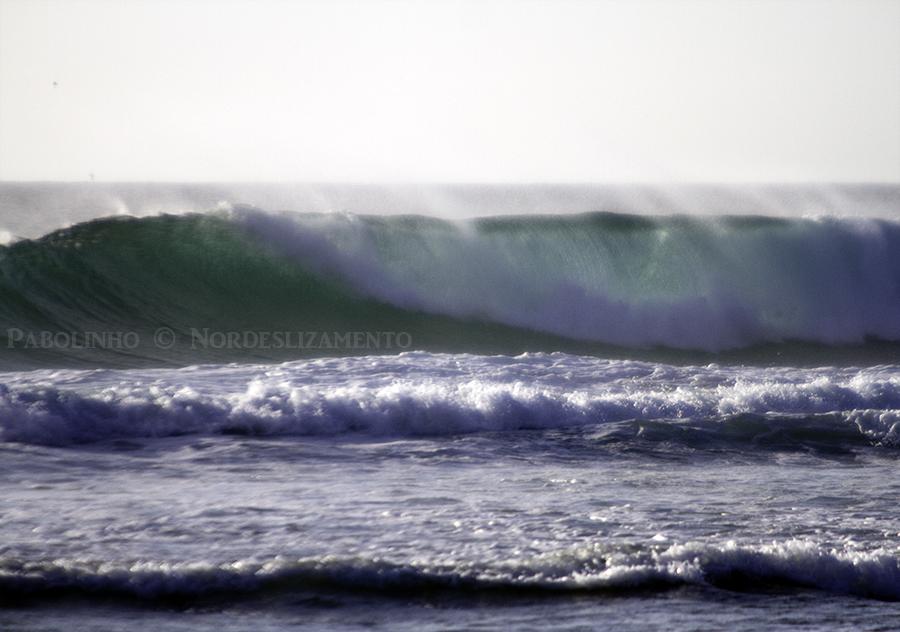 Bajas velocidades y olas Artabras