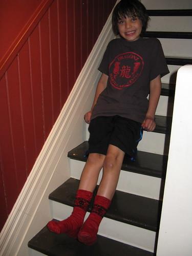 Xander Socks 2