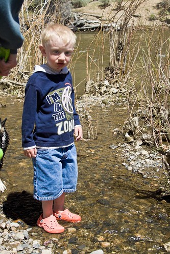 Jack at the River