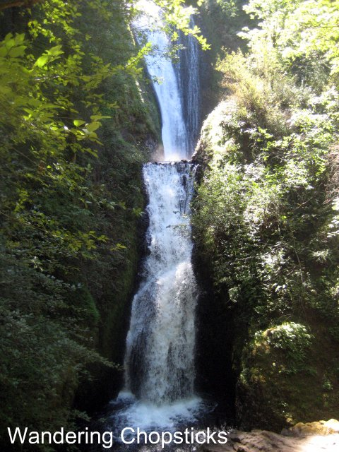 Day 4.6 Bridal Veil Falls - Columbia River Gorge - Oregon 2