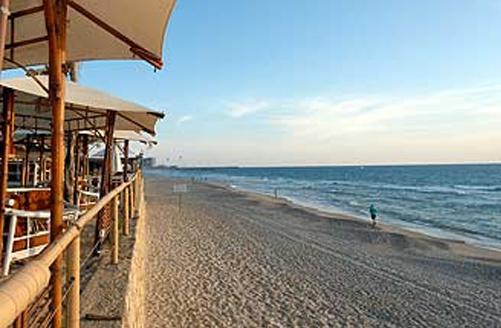 גזיבו, חוף השרון, הרצליה