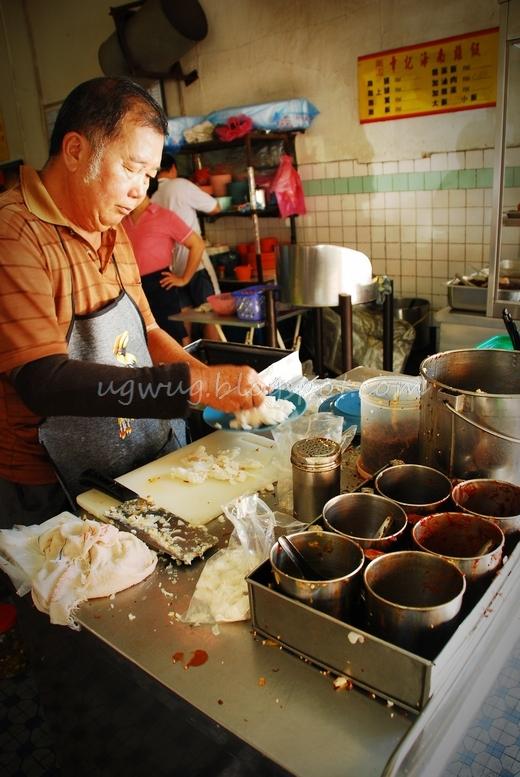 Chee Cheong Fun Stall