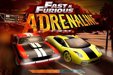 Fast and furious iPhone