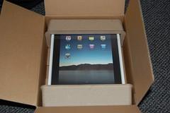 iPad 3G Unboxing