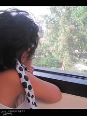 © وين ودّتة الليالي ..! حيل يحرجني [السؤال].. (Hessa AlFayez) Tags: اطفال تفكير عفويه ارين