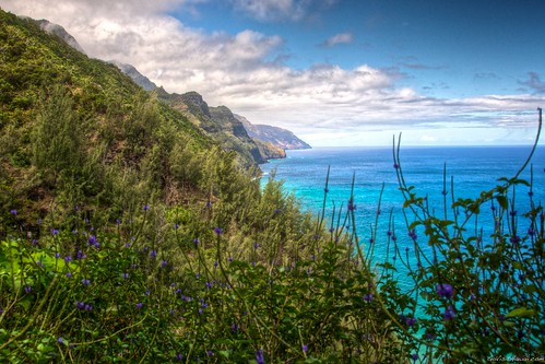 From the Kalalau Trail