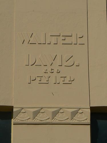 Walter Davis, Ballarat