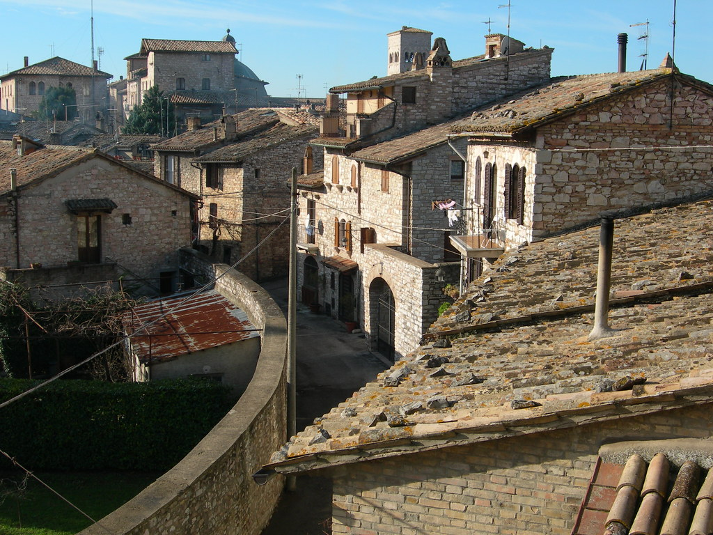 Quartiere Perlici - Assisi