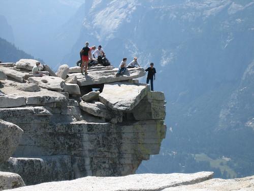 Get Ready To Hike Half Dome Yosemiteblog Com