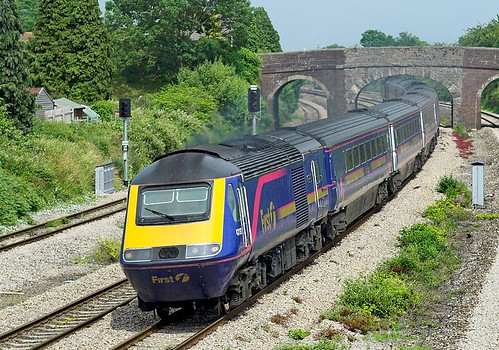 High Speed Train - First Great Western