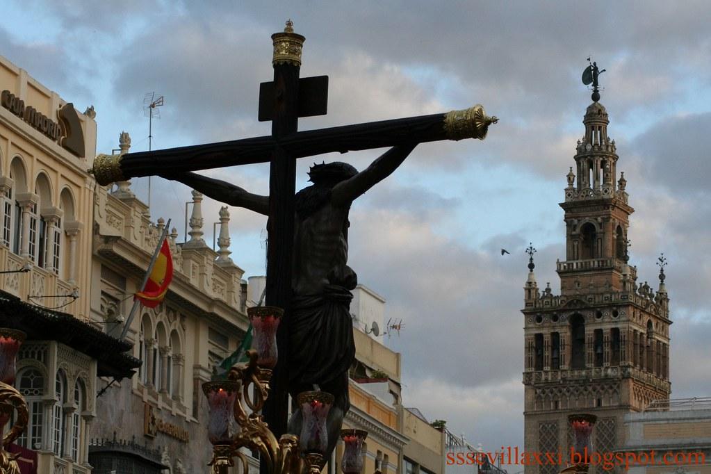 Santísimo Cristo del Buen Fin, Miércoles Santo 2010