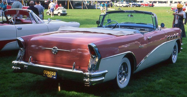 eyesonclassicdesign1999 1956buickcenturyconvertible ©richardspiegelmancarphoto