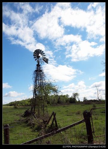 Cameron Ranch Windmill