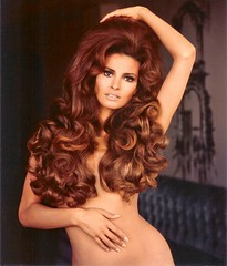 ... Raquel and her hair