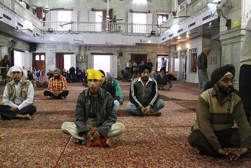 City Landmark - Gurudwara Sisganj Sahib, Chandni Chowk