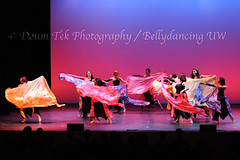 2010 BUW Spring Show - BUW Advanced Dancers (Drumdude Bill) Tags: beautiful redhead bellydance madisonwisconsin saideh nikond700 bellydancinguw doumtekphotography nikkor70200mmf28giied bellydancinguwadvanceddancers anyazofia buw2010springshow