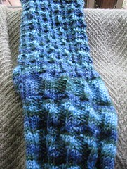 waterfall sock