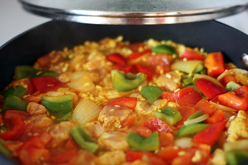 Chicken and Cashew Paella photo 1815168-2