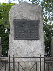 Oxley Memorial by mikecogh, on Flickr