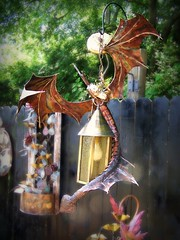 His copper dragons are Magnificent (leespicedragon) Tags: castle leather festival musicians silver gold costume cool handmade tennessee events bellydancer pirate copper knight celtic fairies renaissance triune 2010 garb gwynn marvinleebillings