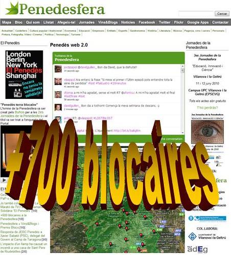 +700 blocaires a la Penedesfera